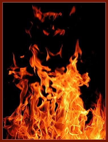 Слова заклинания для огня