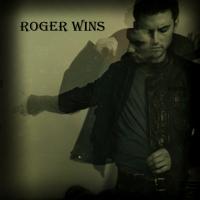 Roger Wins