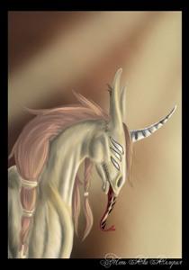 Göttin der Pferde