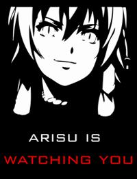 Arisu Kiriyama