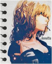 Annette.