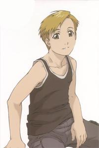 Alphonse Elric(1)