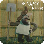 scary boom