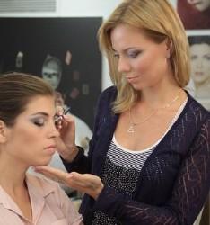 make up artist Julia D.