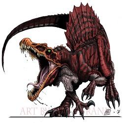Спинозаврид