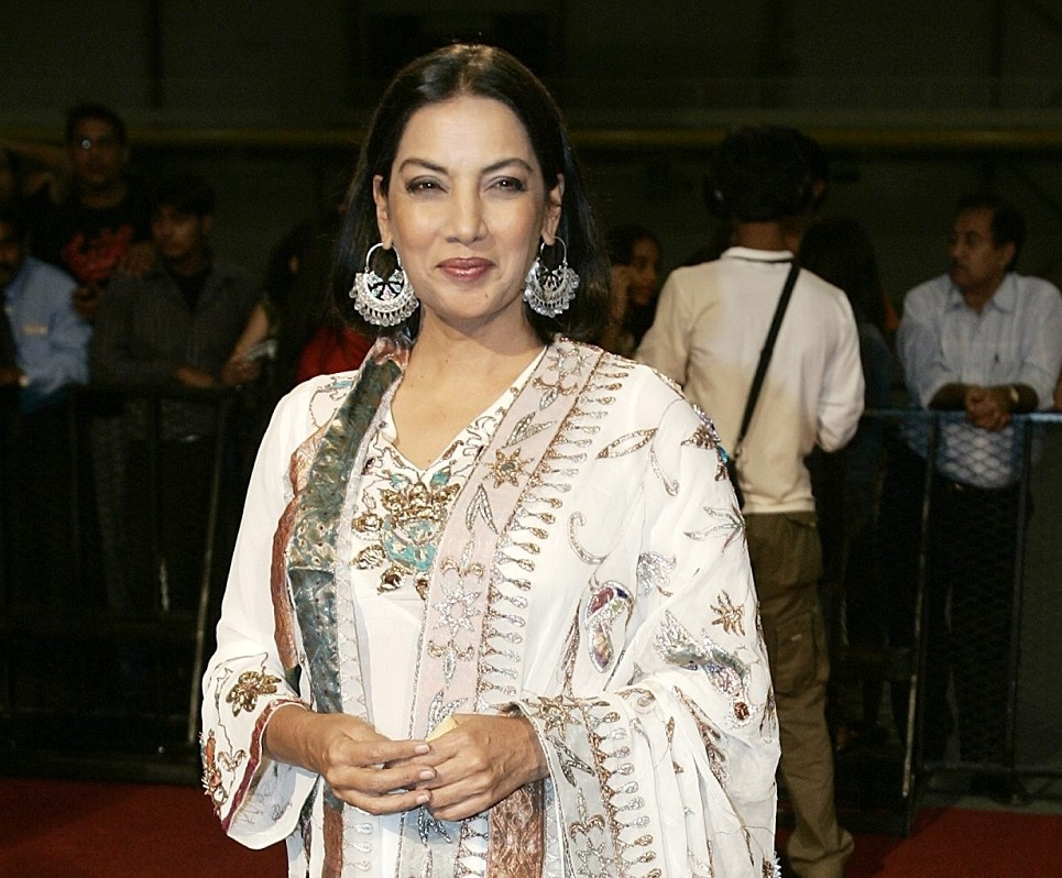 shabana azmi movies list