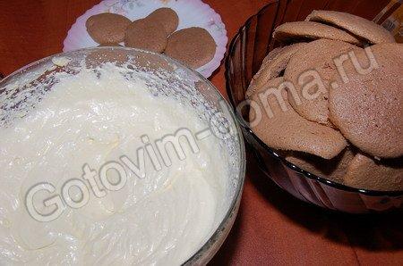 испечь торт черепаху рецепт
